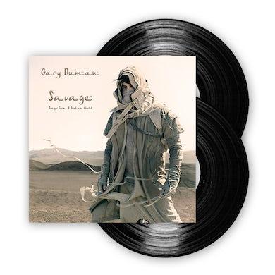 Savage Double LP (Vinyl)