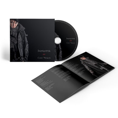 Gary Numan Intruder Standard CD CD