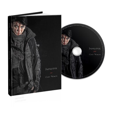 Intruder Deluxe CD CD