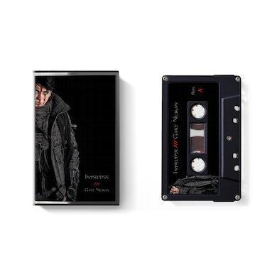 Gary Numan Intruder Cassette