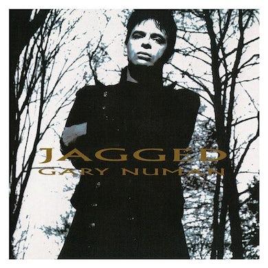 Gary Numan Jagged CD