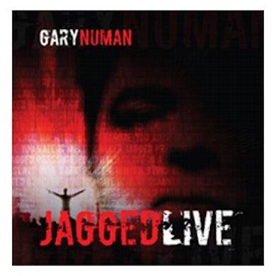 Gary Numan Jagged Live (CD) CD