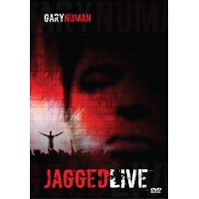 Gary Numan Jagged Live (DVD) DVD
