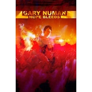 Gary Numan Hope Bleeds Live DVD