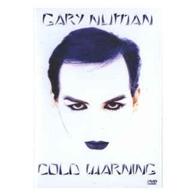 Gary Numan Cold Warning Live DVD