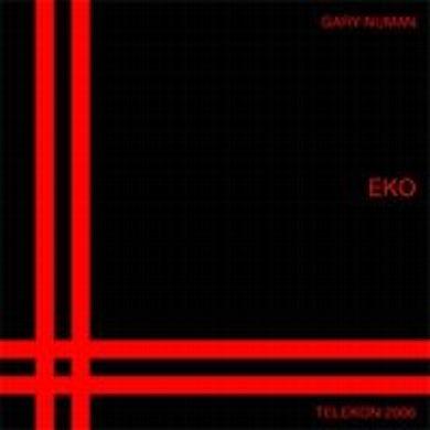 Gary Numan EKO - Audio Programme CD