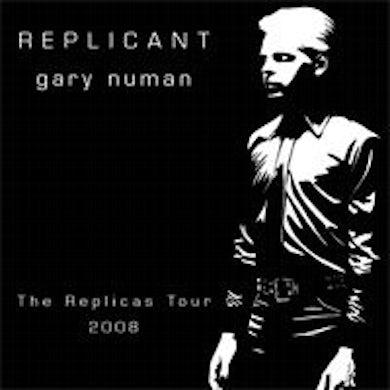 Gary Numan Replicant - Audio Programme CD
