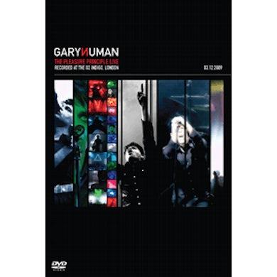 Gary Numan The Pleasure Principle Live (Store Exclusive) [PAL] DVD