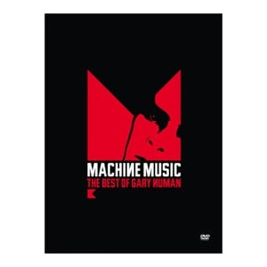 Machine Music: The Best Of Gary Numan DVD (Store Exclusive) [PAL] DVD