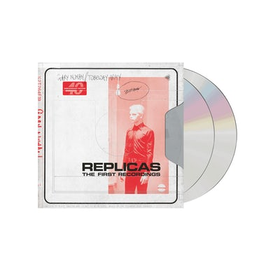 Gary Numan Replicas – The First Recordings Deluxe CD