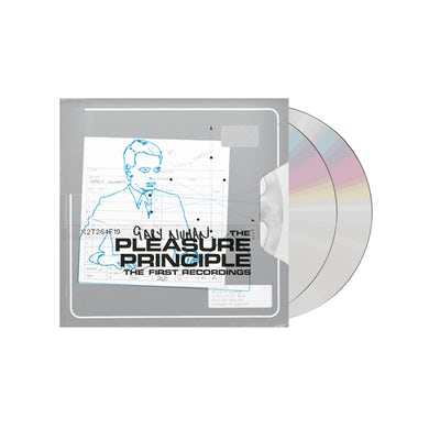 Gary Numan The Pleasure Principle – The First Recordings Deluxe CD