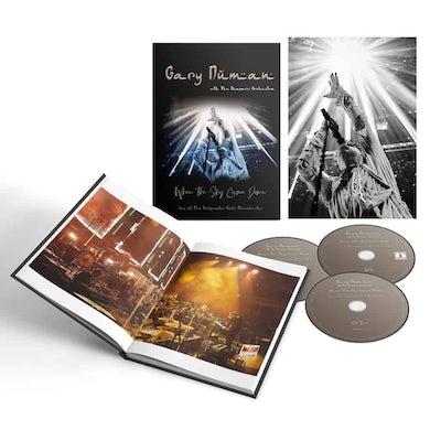 Gary Numan When the Sky Came Down CD/DVD