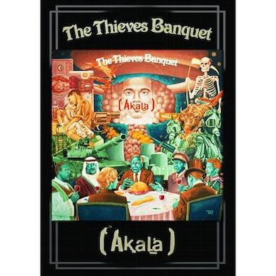 Akala Thieves Banquet Poster