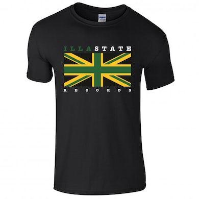 Akala Black Illa State Records T-Shirt