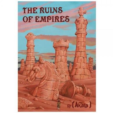Akala The Ruins Of Empires Graphic Novel