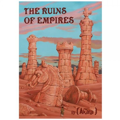 The Ruins Of Empires Poster