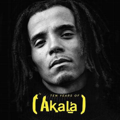10 Years Of Akala Lyric Book & Photo Diary