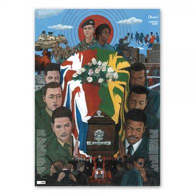 Akala Carried Away (Ltd Edition Poster)