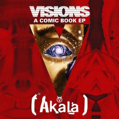Akala Visions: A Comic Book EP (Vinyl)