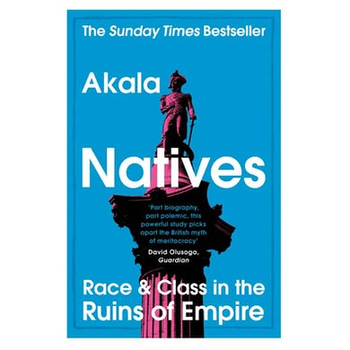 Natives Paperback Book
