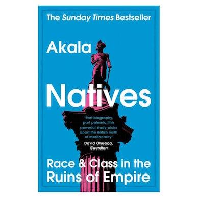 Akala Natives Paperback Book