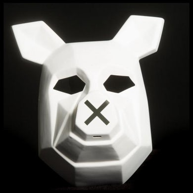 Special Limited Edition Busted Mask