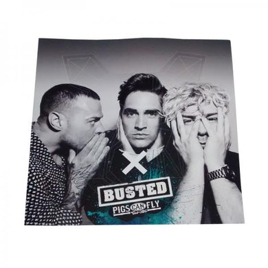 Busted Tour Book