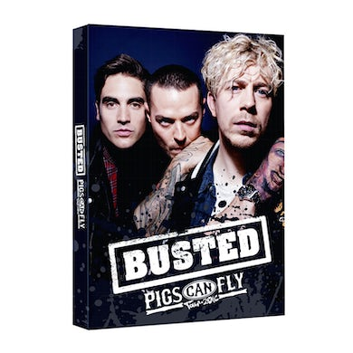 Busted Store: Official Merch & Vinyl
