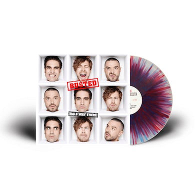 Busted Half Way There Vinyl 12 Inch