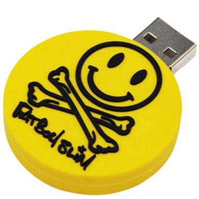 Fatboy Slim SW4 USB Smiley Stick USB