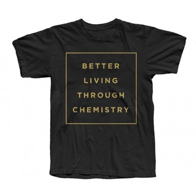 Fatboy Slim Better Living Through Chemistry T-Shirt