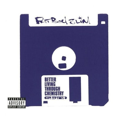 Fatboy Slim Better Living Through Chemistry (20th Anniversary Edition) Yellow Double Heavyweight LP (Vinyl)