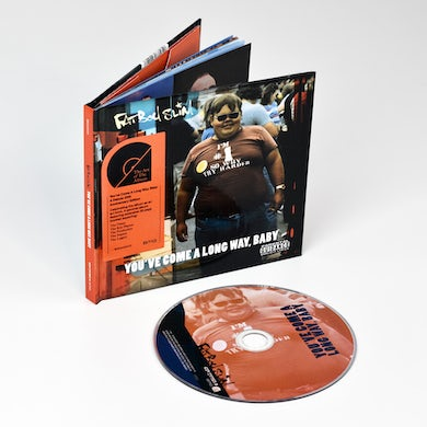 Fatboy Slim You've Come A Long Way, Baby Anniversary Edition CD