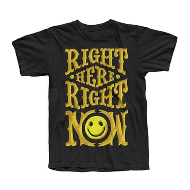 Fatboy Slim Right Here, Right Now T-Shirt