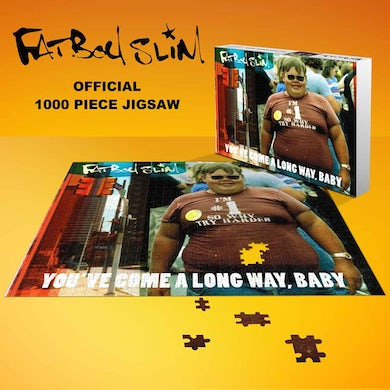 Fatboy Slim You've Come A Long Way, Baby  Jigsaw Puzzle