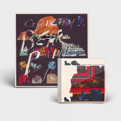 Grizzly Bear Painted Ruins CD