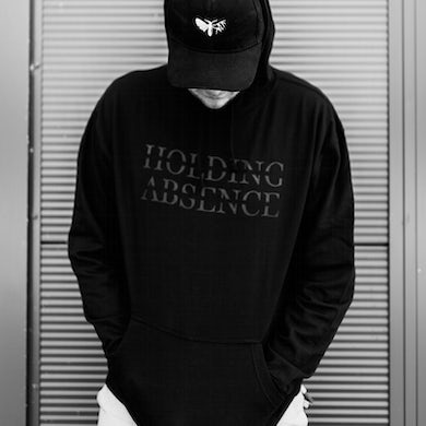 Holding Absence Moth Logo Hoodie