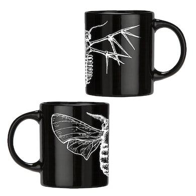 Holding Absence Moth Mug