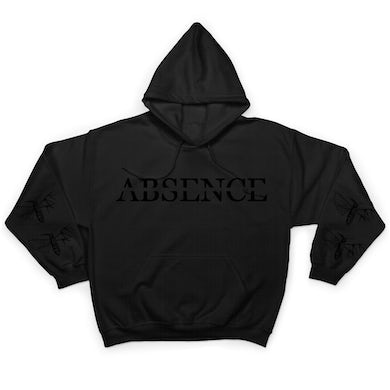 Holding Absence Absence Black Hoody