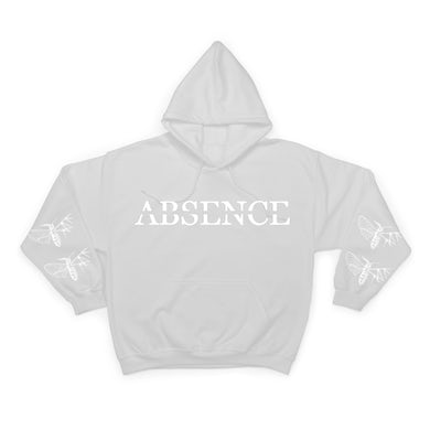 Holding Absence Absence White Hoody