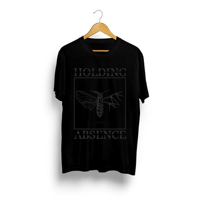 Holding Absence Black On Black T-Shirt