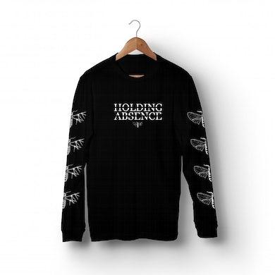 Holding Absence Moth Logo Long Sleeve T-Shirt