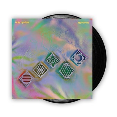 HOLY OYSTERS Egonomy (w/ Download Code) 12 Inch (Vinyl)