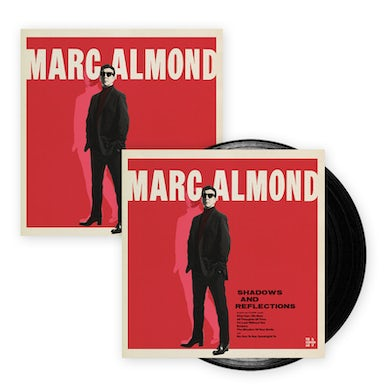 Marc Almond Shadows And Reflections LP (Vinyl)