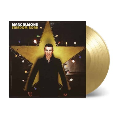 Marc Almond Stardom Road Gold Heavyweight LP (Vinyl)