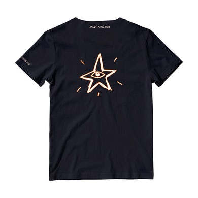 Marc Almond Chaos And A Dancing Star T-Shirt
