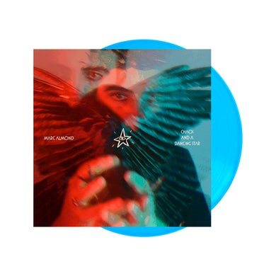 Marc Almond Chaos And A Dancing Star Sky Blue Vinyl (Exclusive) LP