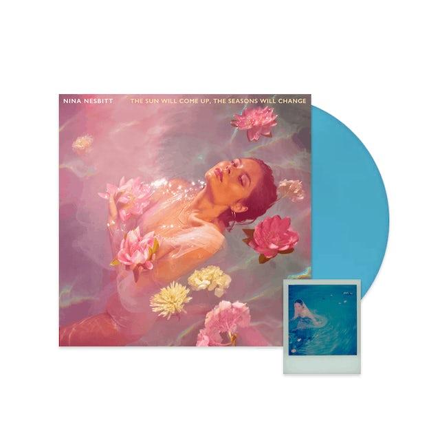 Nina Nesbitt The Sun Will Come Up Blue LP (Vinyl)