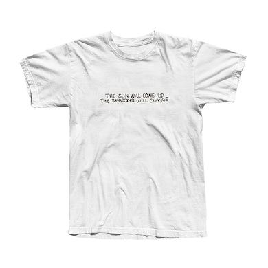 Nina Nesbitt The Sun Will Come Up Lyric T-Shirt