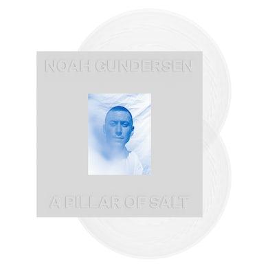 A Pillar Of Salt Double Clear Vinyl Double LP